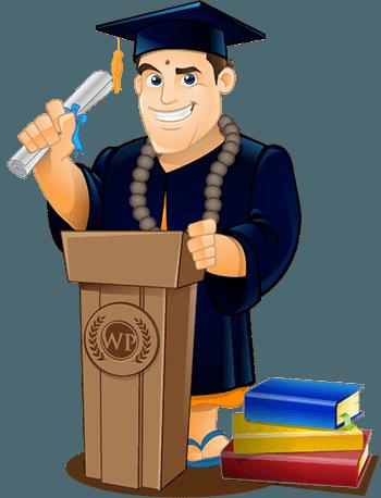 Blogging Buddah Graduate