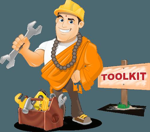 Blogging Buddah Toolkit
