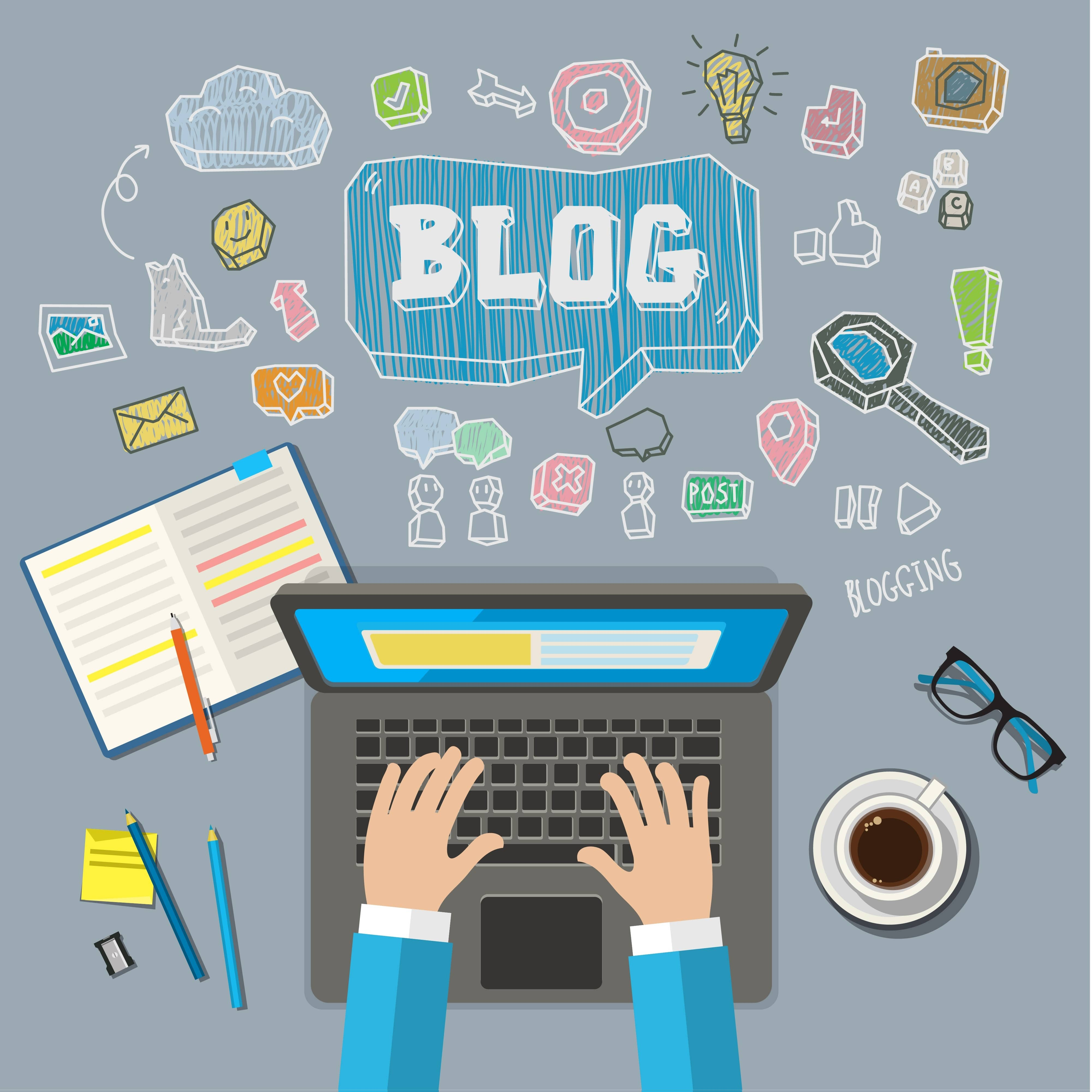 Way To Promote Your Blog - Start guest posting