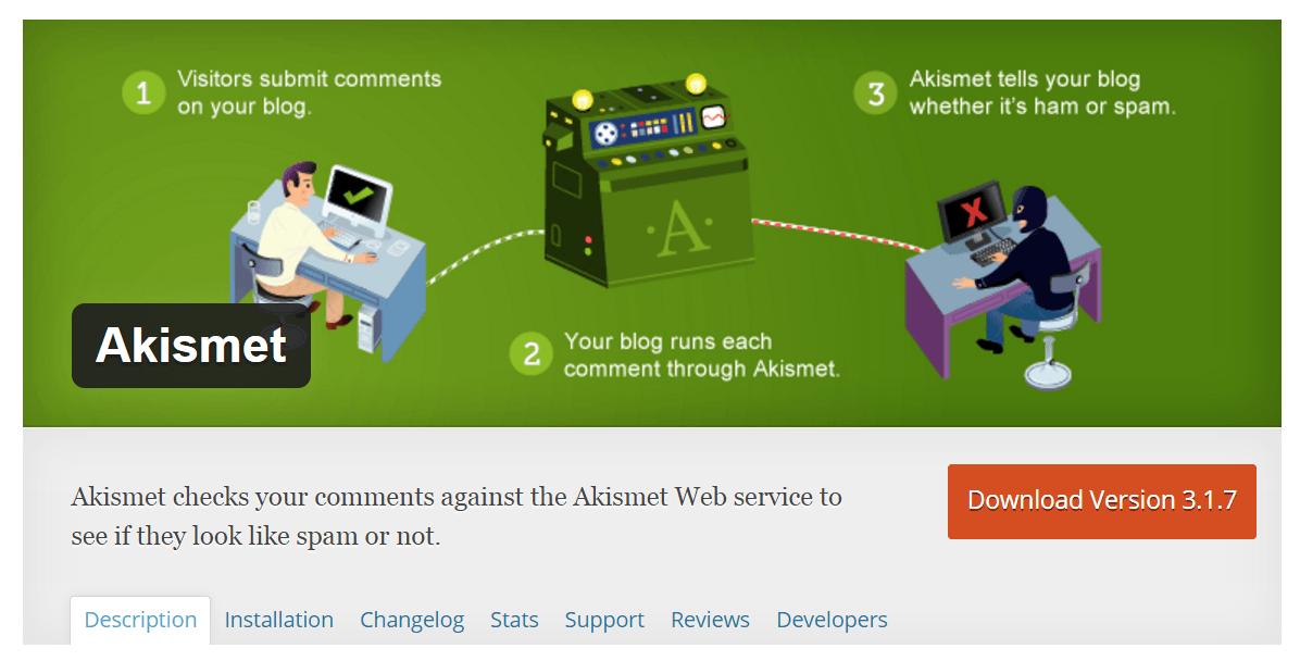 Akismet_WordPress_Plugin