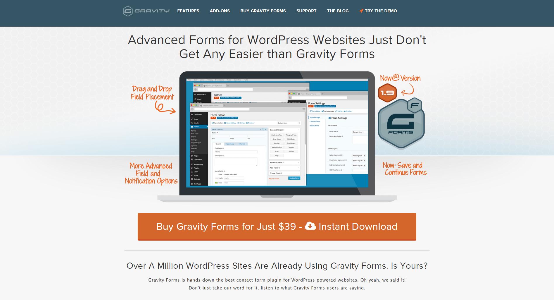 GravityForms_WordPress_Plugin