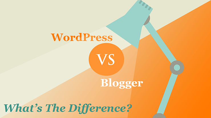 WordPress vs Blogger Difference