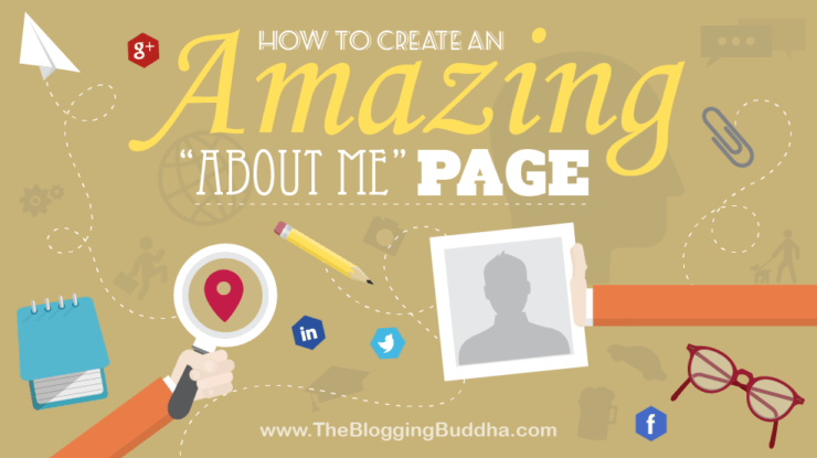 How To Create An Amazing About Me Page