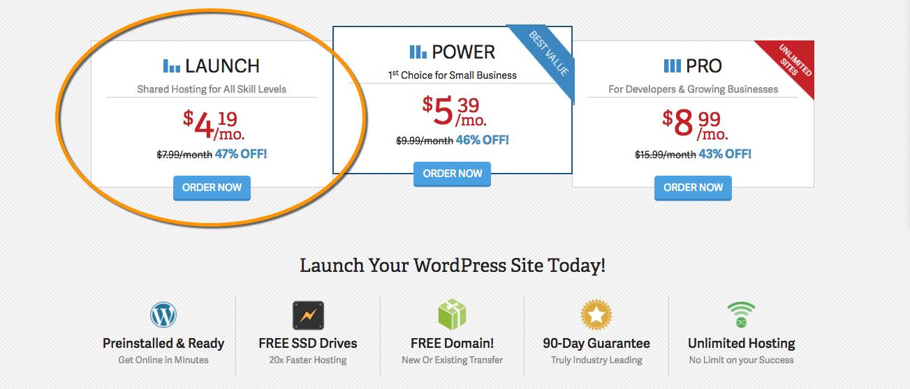 wordpress-blog-hosting-discount