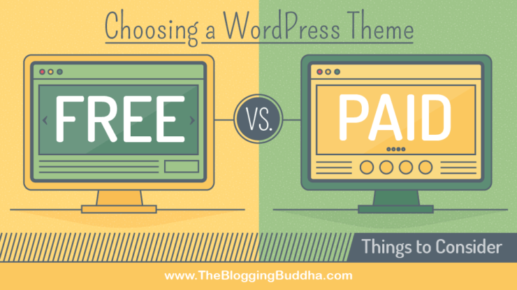 Choosing a WordPress Theme – Free vs. Paid: Things To Consider