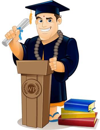 The Blogging Buddha Academy Graduate
