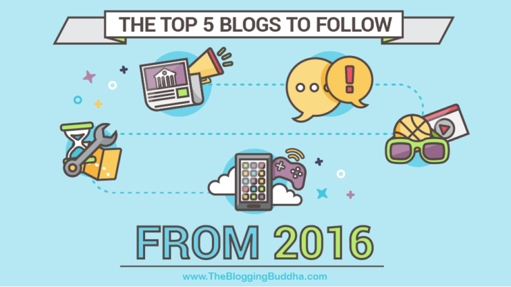 The Top 5 Blogs to Follow from 2016
