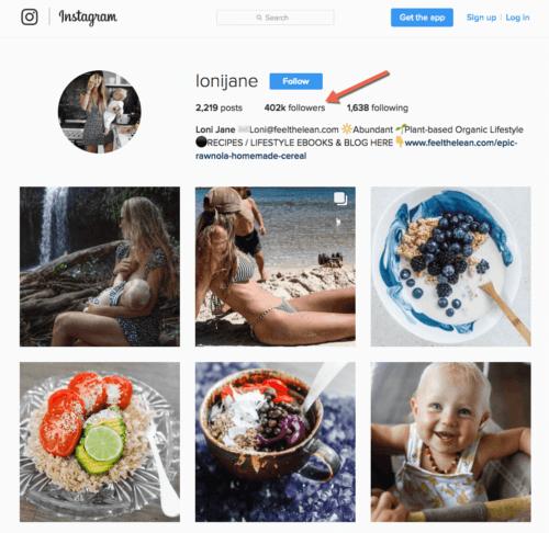 Gain followers on instagram to make money