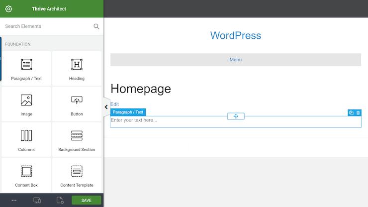Transformed from basic WordPress editor