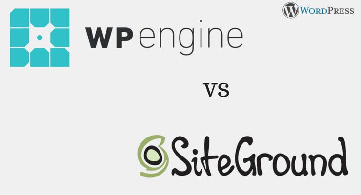 WP Engine vs SiteGround