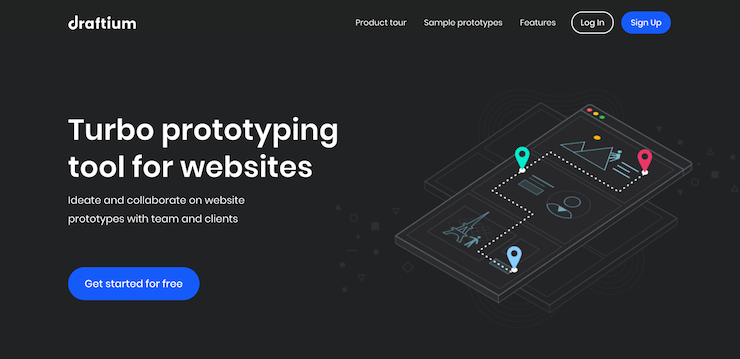 Draftium - Prototyping tool