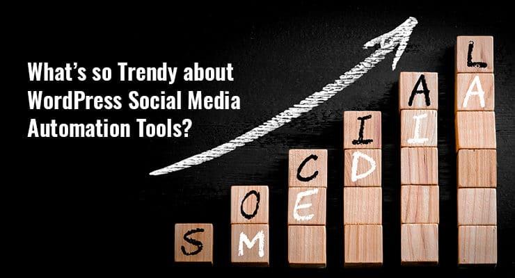 WordPress Social Media Automation Tools